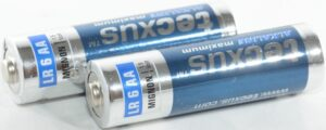 Tecxus alkaline batterijen