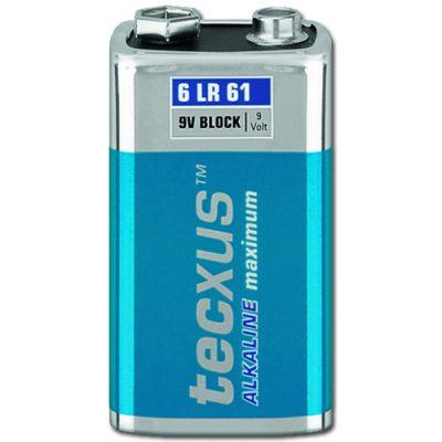Alkaline batterij 6LR61